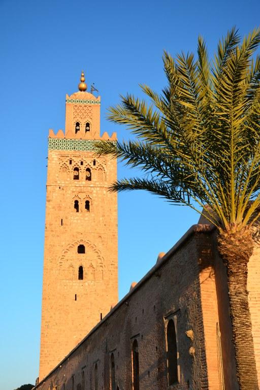 Kutubiya Moschee (c) Foto von M.Fanke