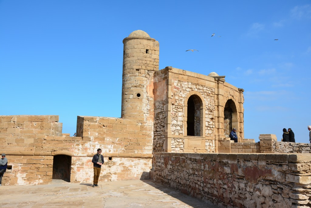 Hafen von Essaouira (c) Foto von M.Fanke