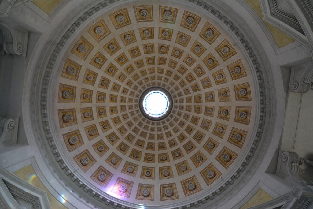 Kuppel - Santa Maria degli Angeli (c) Foto von M.Fanke