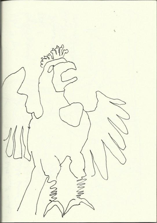 Aachen (c) Zeichnung von Susanne Haun
