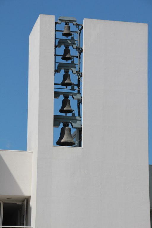 Glockenturm der Dia Padre Misericordioso, Rom (c) Foto von Susanne Haun