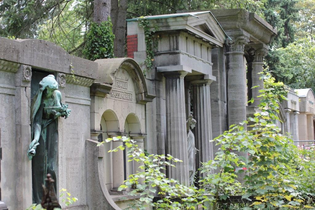 Friedhof Wilmersdorf (c) Foto von Susanne Haun
