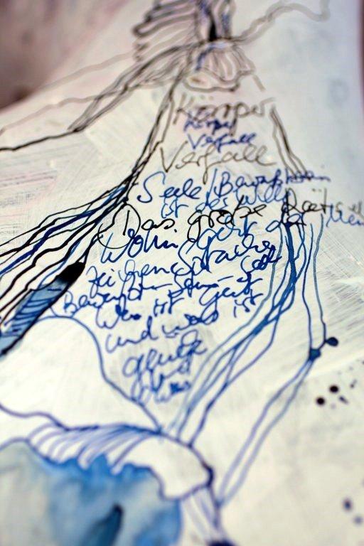 Detail Rücken (c) Objekt von Susanne Haun
