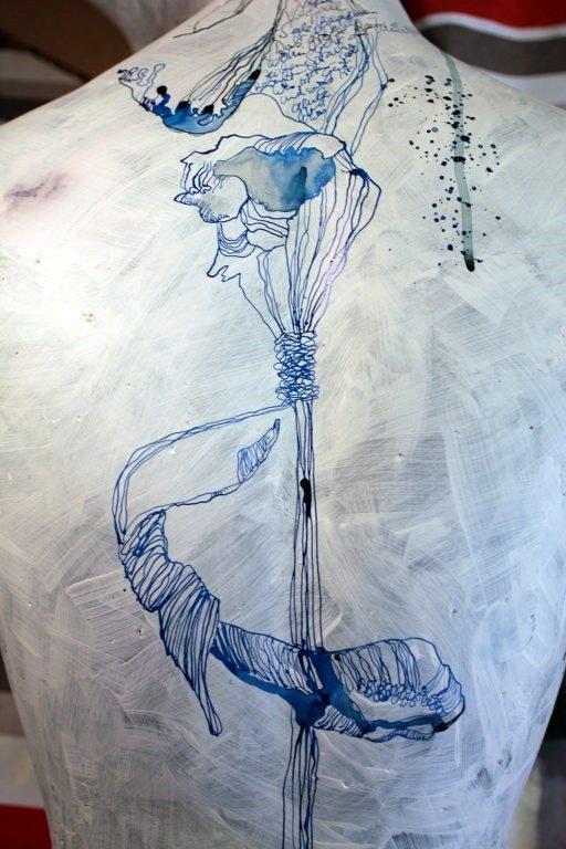 Rückenansicht (c) Objekt von Susanne Haun