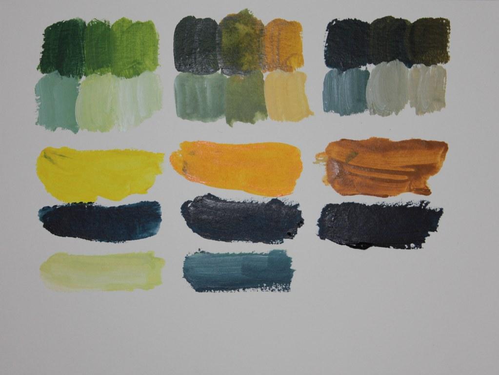 Farbkarte (c) von Susanne Haun