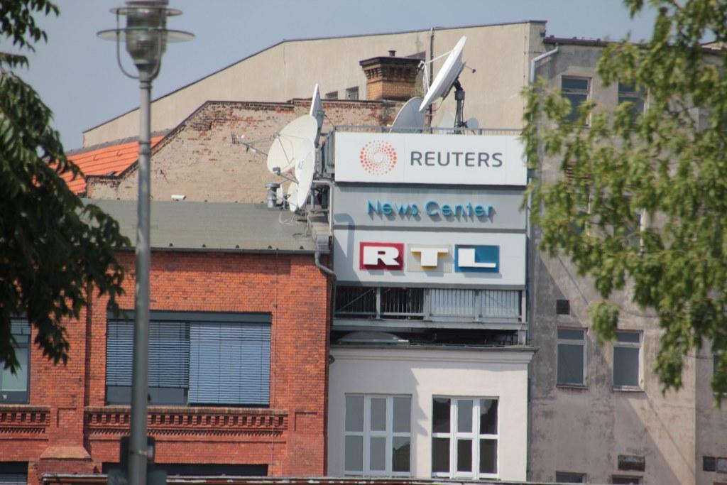 Berlin Reuters (c) Foto von Susanne Haun