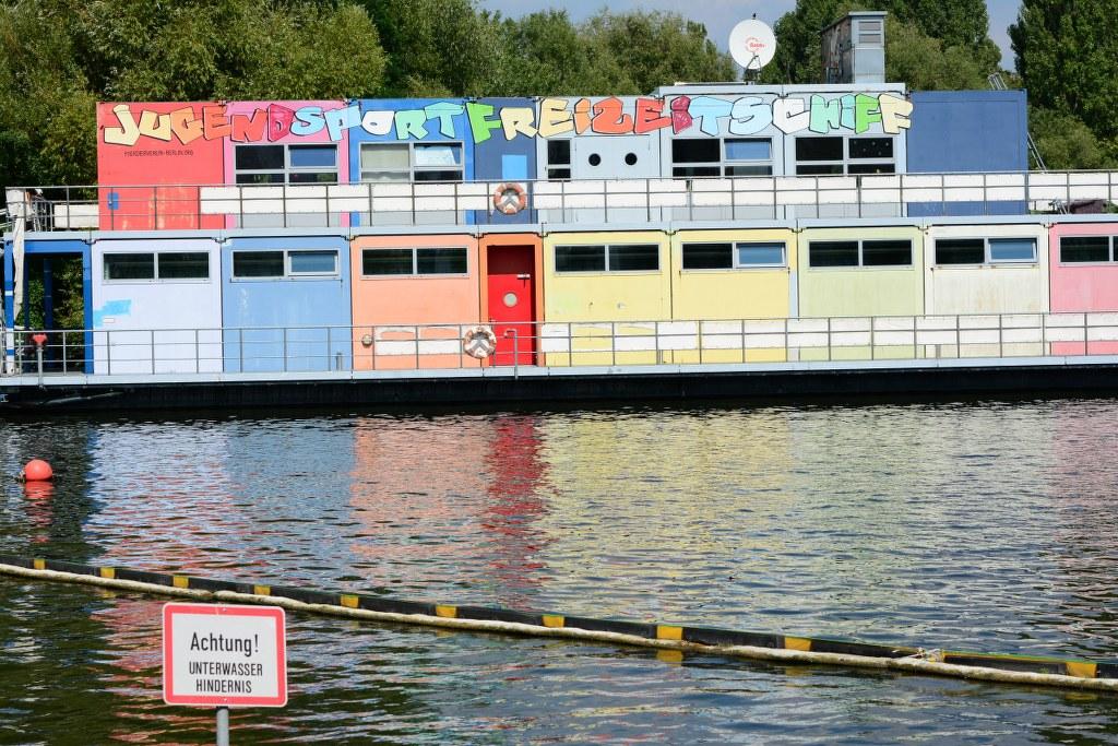 Impressionen vom Rummelburger See (c) Foto von M.Fanke