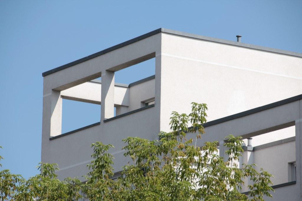 Moderne Architektur um den Rummelsburger See (c) Foto von Susanne Haun