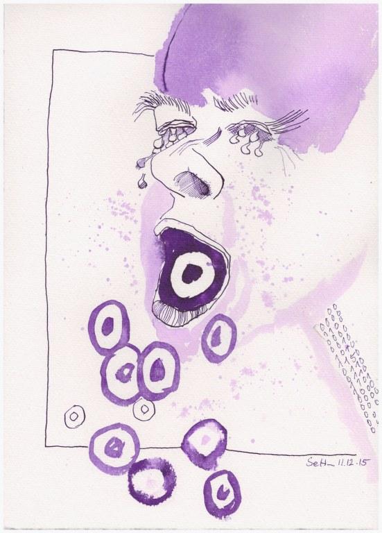 #19.1 Das Jahr Null 11.12.2015 (c) Zeichnung von Susanne Haun