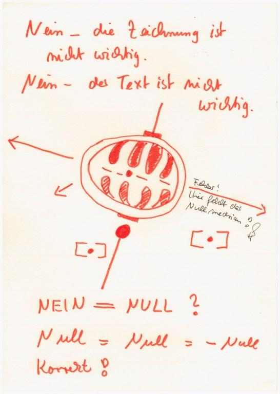 #23.2 Null - Prognose (c) Zeichnung von Susanne Haun