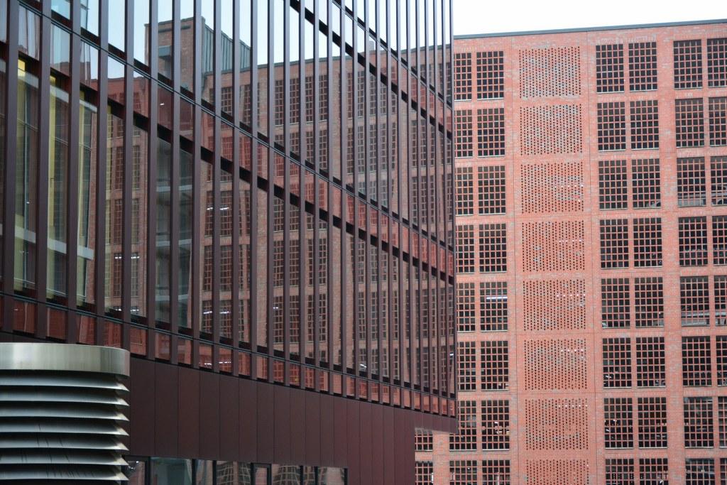 Hamburg - Häuserfassaden (c) Foto von M.Fanke