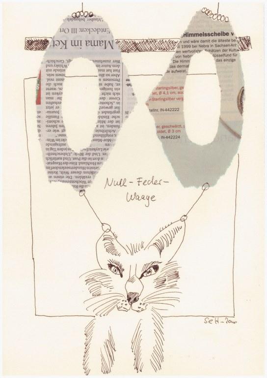 #35.3 Der Nullraum (c) Zeichnung von Susanne Haun
