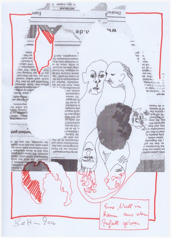 #39.5 Der Nullraum (c) Zeichnung von Susanne Haun