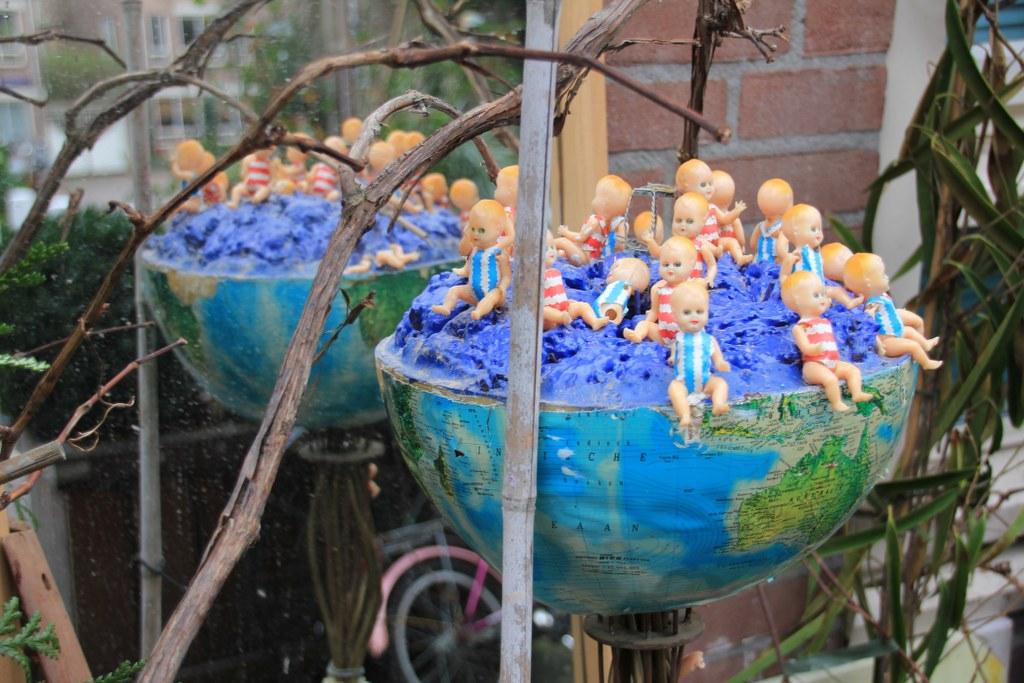 Kunst in Amsterdam (c) Foto von Susanne Haun