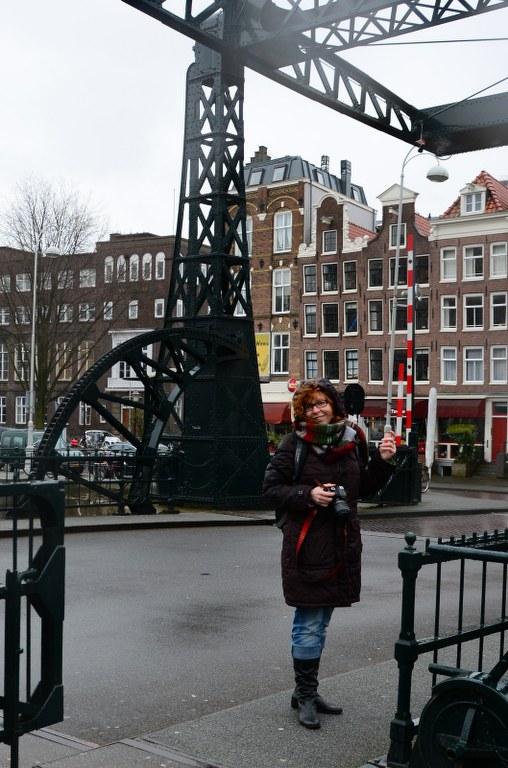 Scharrebiersluis in Amsterdam (c) Foto von M.Fanke