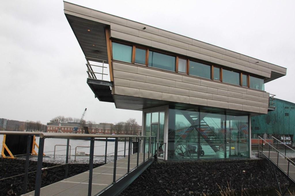 Auf dem Weg zum Java Island Amsterdam (c) Foto von Susanne Haun