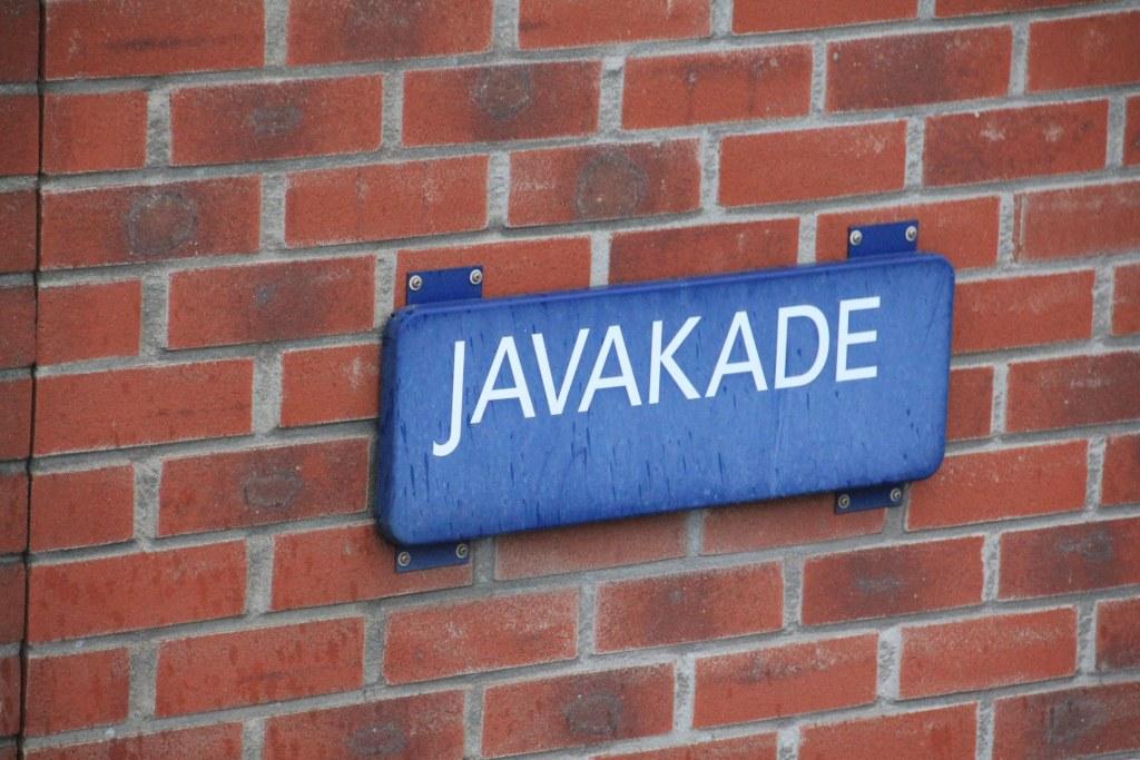 java-eiland Amsterdam (c) Foto von Susanne Haun