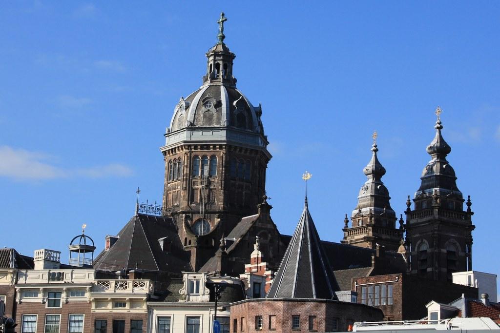 Grachtenfahrt in Amsterdam (c) Foto von Susanne Haun