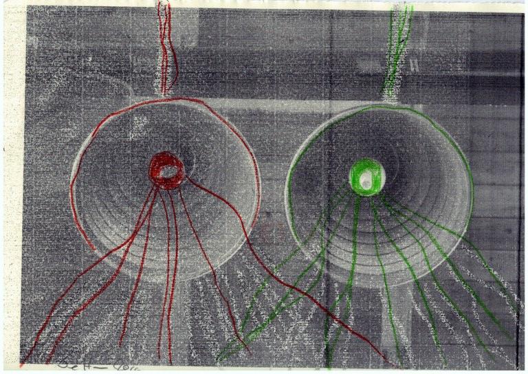#49.5 Null Osmose (c) Zeichnung von Susanne Haun