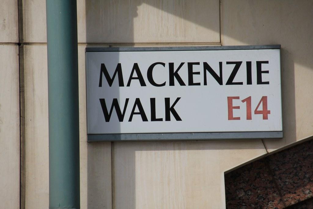 Mackenzie Walk (c) Foto von Susanne Haun
