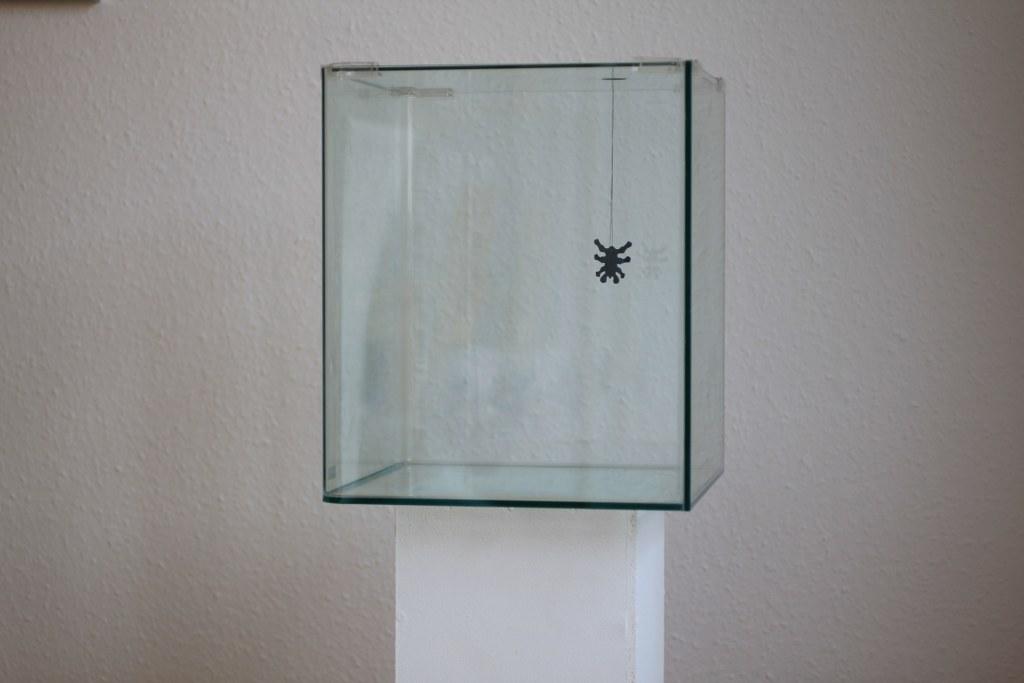In den Nullraum gekrochen (c) Objekt von Susanne Haun