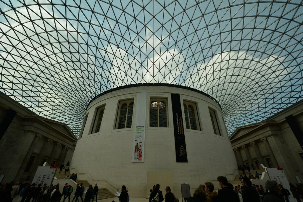 British Museum (c) Foto von M.Fanke