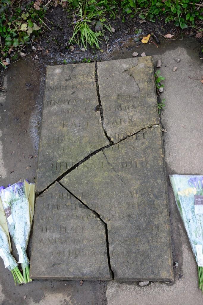 Highgate Cementry (c) Foto von M.Fanke
