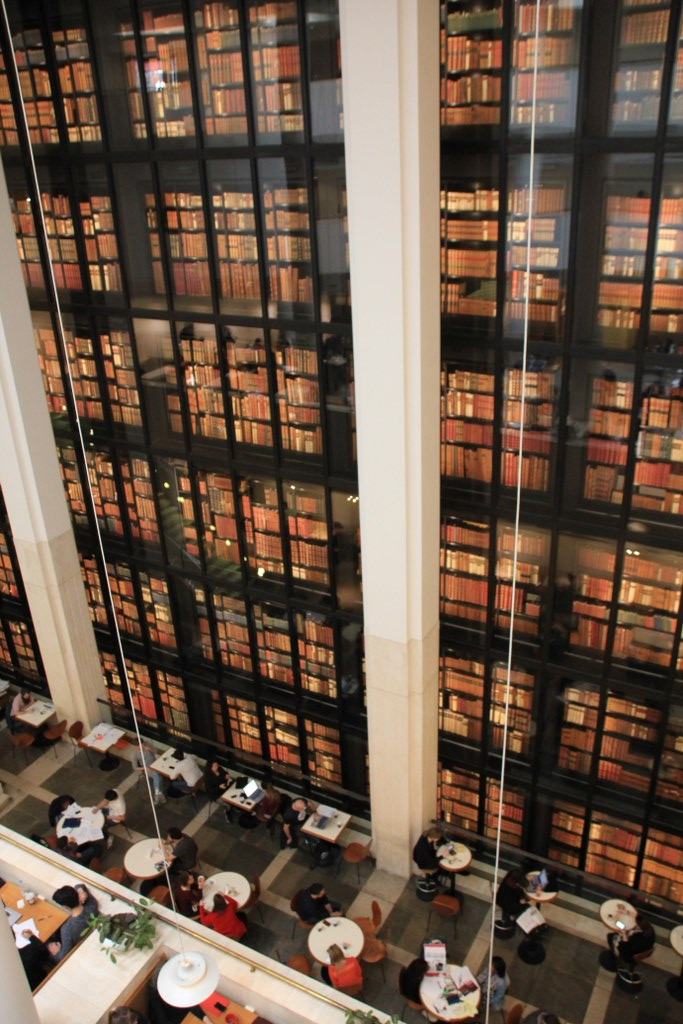 British Library (c) Foto von Susanne Haun