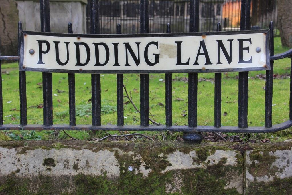 Pudding Lane Norwich (c) Foto von S.Haun