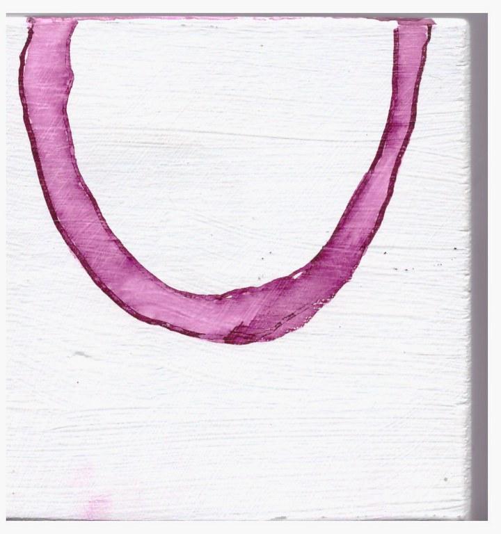 #66.3 Detail die Obszönität der Vermessung der Null (c) Glasobjekt von Susanne Haun