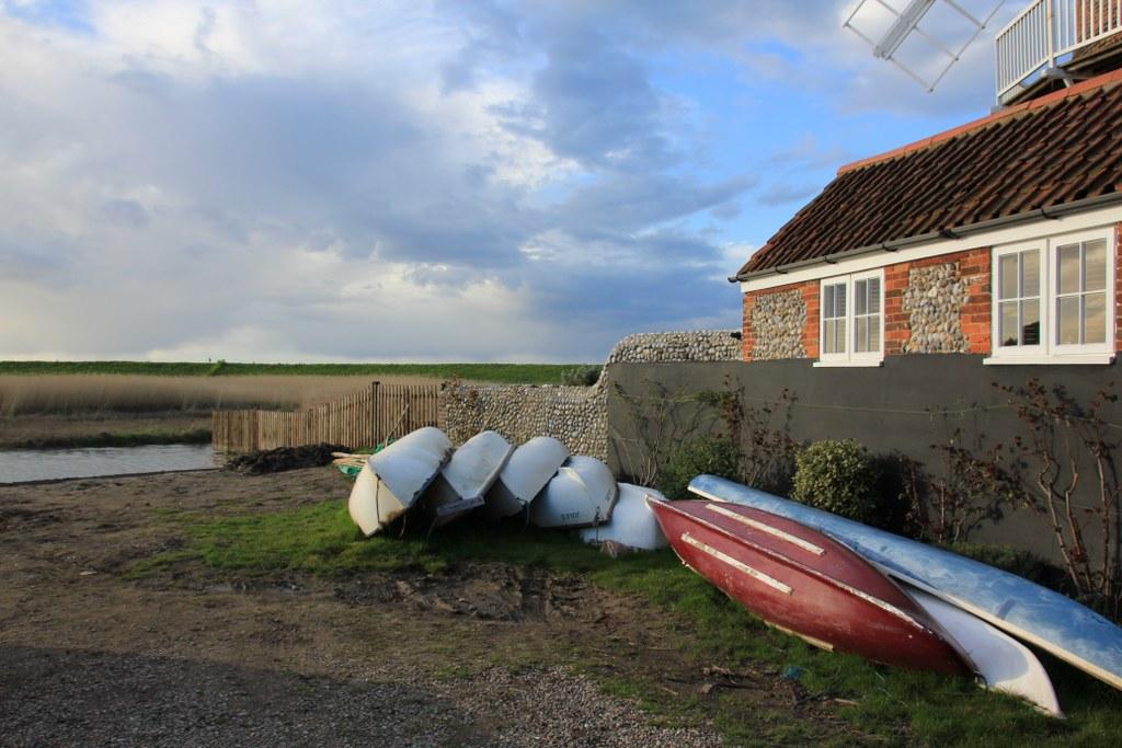Küste in Cley next the sea (c) Foto von Susanne Haun