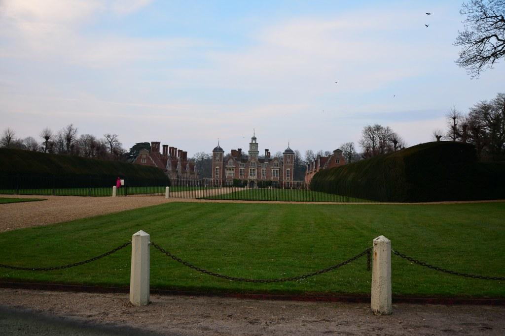 Blickling Hall in Norfolk (c) Foto von M.Fanke
