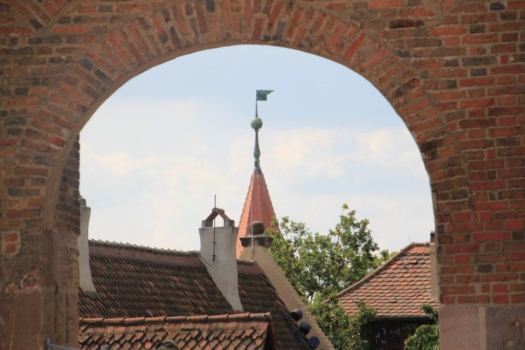 Burg Nürnberg (c) Foto von Susanne Haun