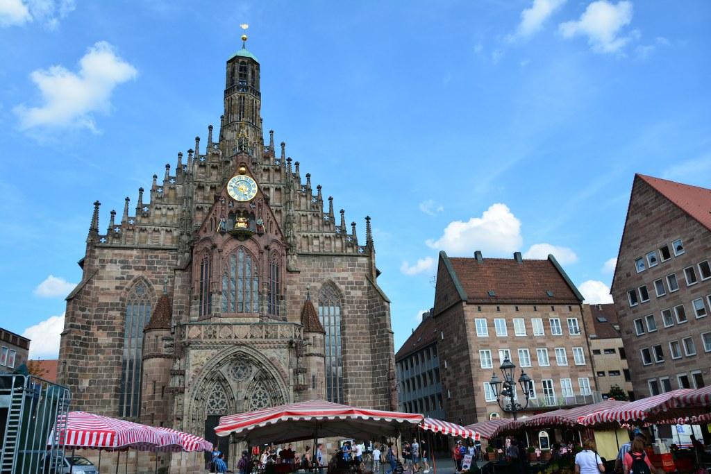 Markt Nürnberg (c) Foto von M.Fanke