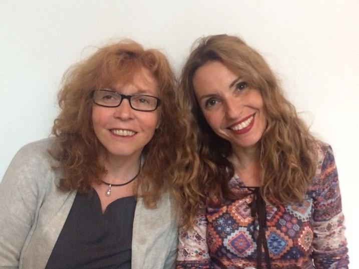 Susanne Haun und Cristina Wiedebusch (c) Foto von Jürgen Küster