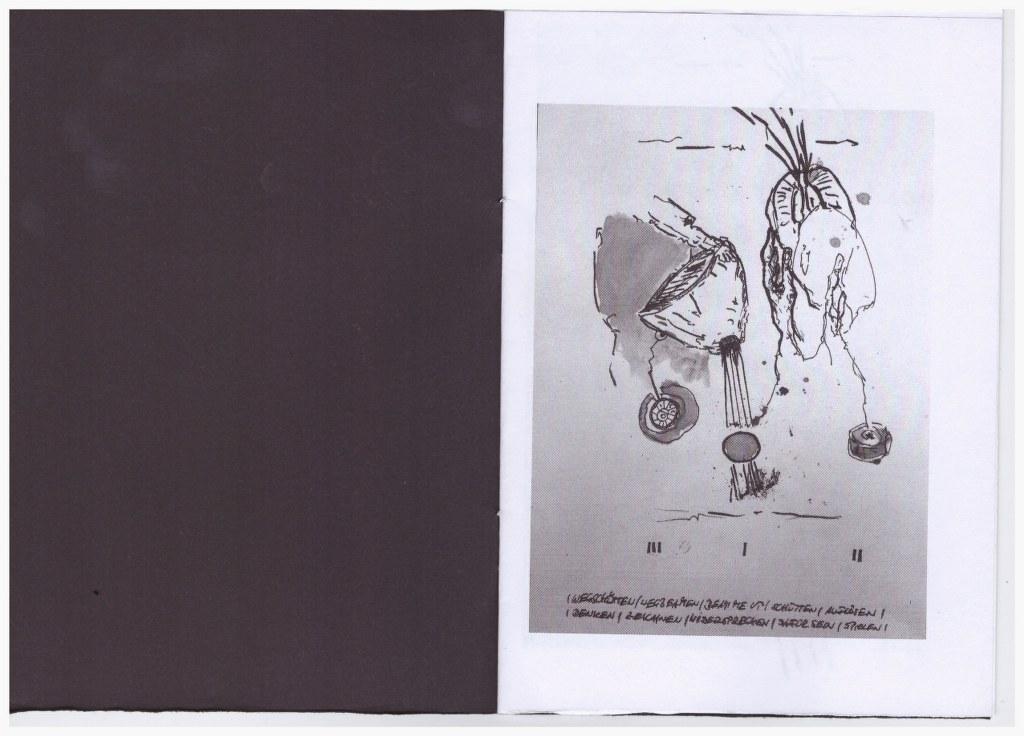 Nr. 2 - Heftchen Wegschütten - Küster und Haun S .1