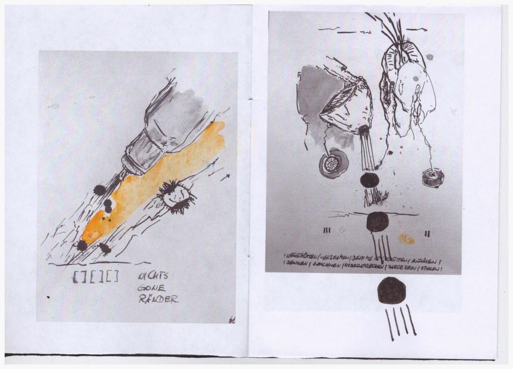 Nr. 2 - Heftchen Wegschütten - Küster und Haun S. 2