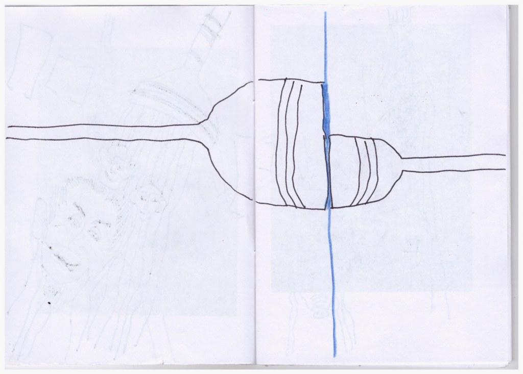 Nr. 3 - Heftchen Wegschütten - Küster und Haun S . 3