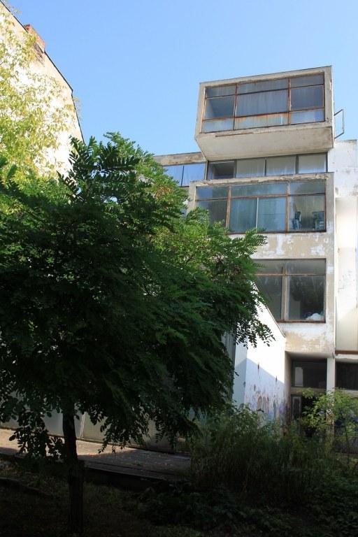 ExRotaprint zweiter Turm (c) Foto von Susanne Haun