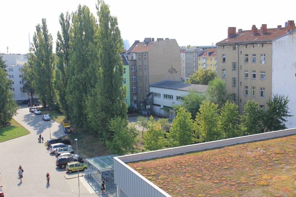 ExRotaprint zweiter Turm Ausblick (c) Foto von Susanne Haun