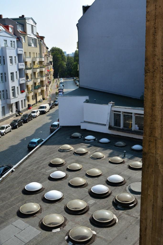 ExRotaprint - Ausblick vom ersten Turm (c) Foto vom M.Fanke