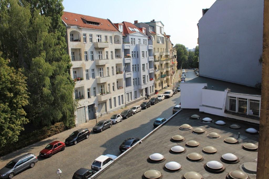 ExRotaprint - Ausblick vom ersten Turm (c) Foto vom Susanne Haun