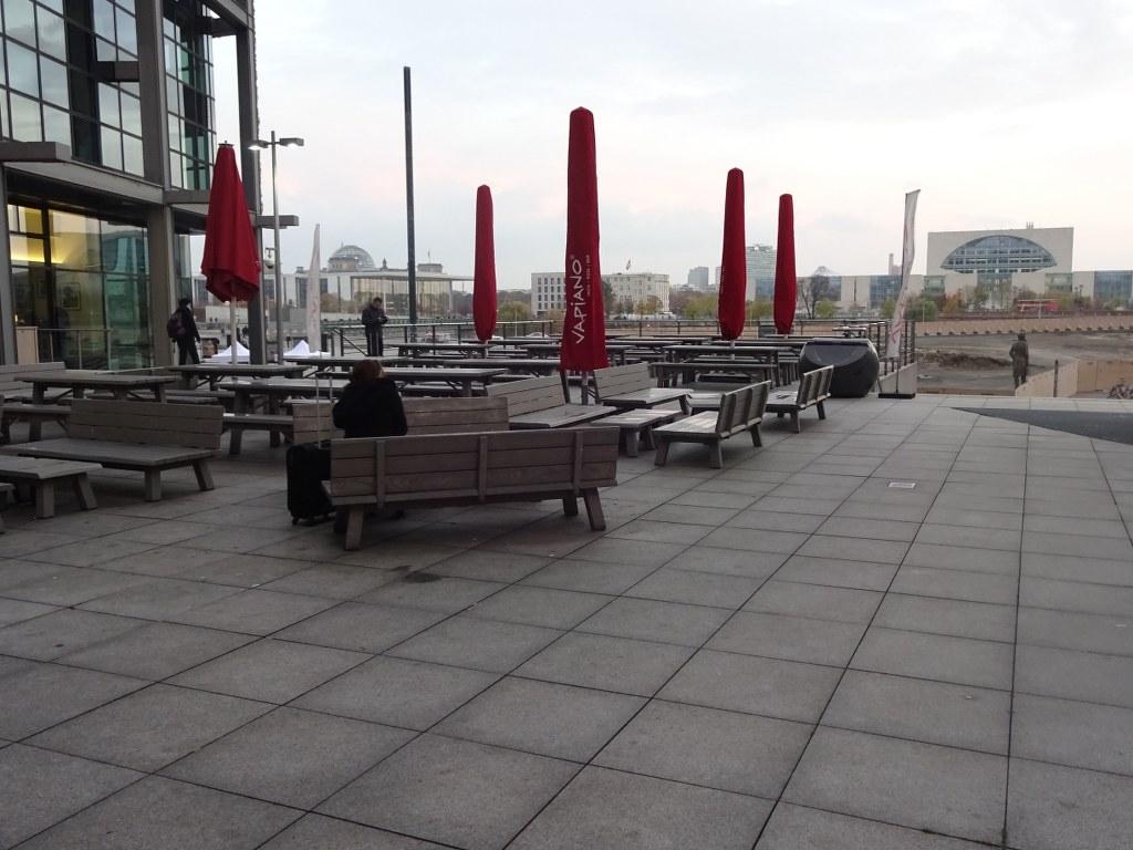 Berlin Hauptbahnhof (c) Foto von Susanne Haun