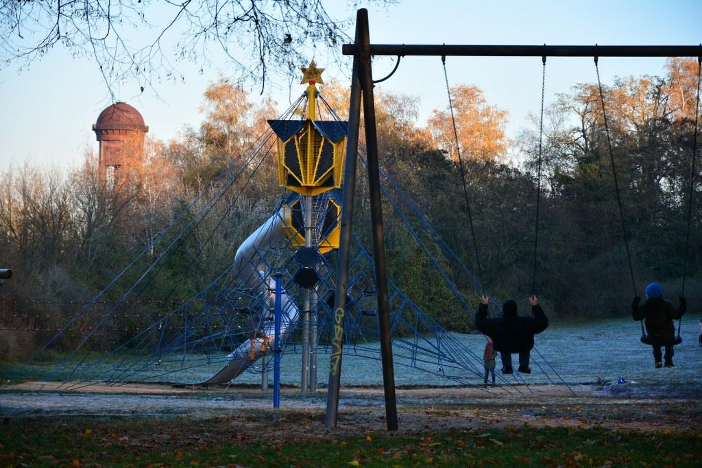 Spielplatz am Insulaner (c) Foto von M.Fanke