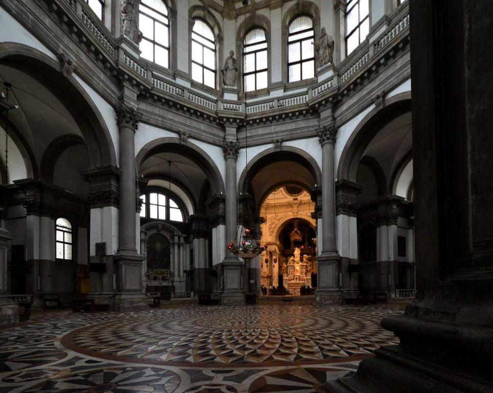 Santa Maria della Salute (c) Foto von M.Fanke
