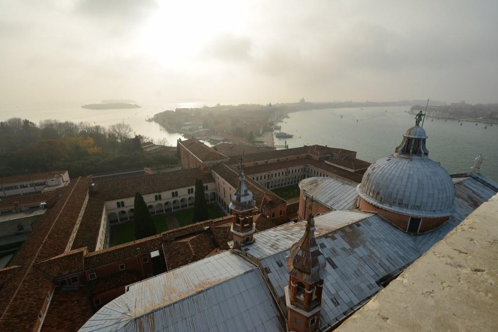 Blick von San Giorgio Venedig (c) Foto von M.Fanke