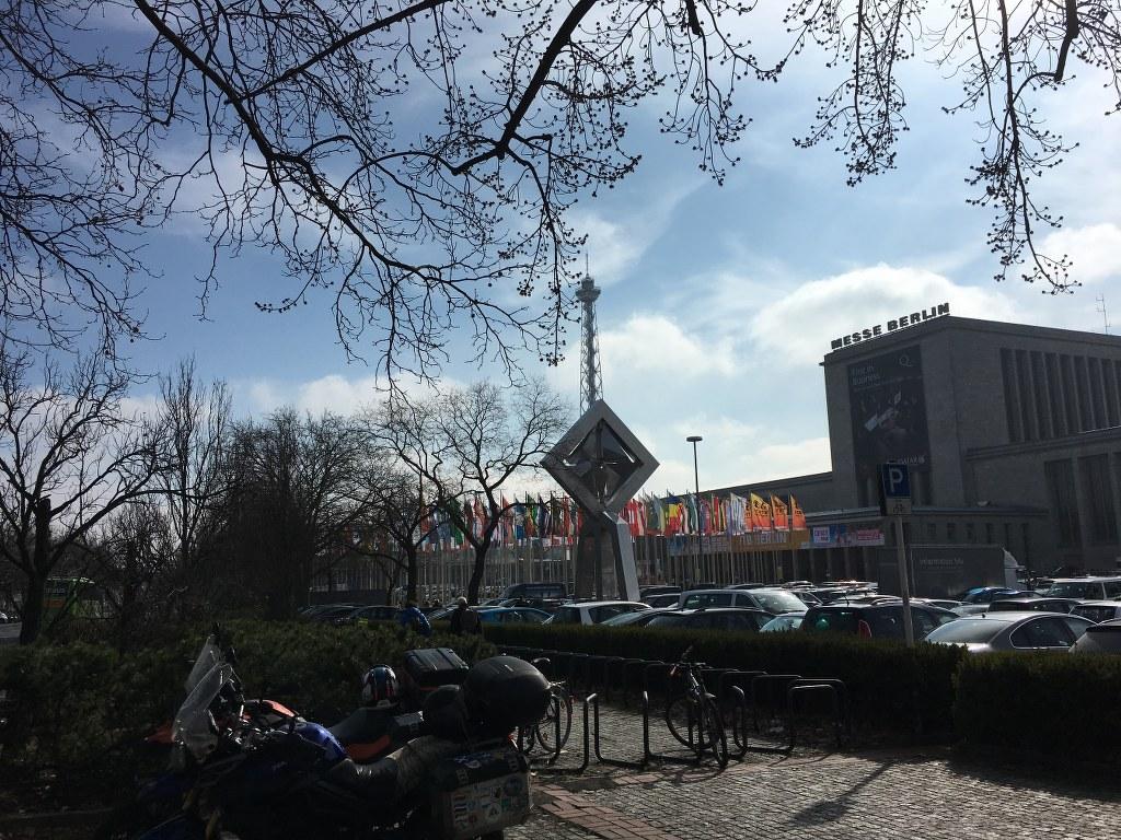 Messegelände Berlin - ITB - Foto von Susanne Haun