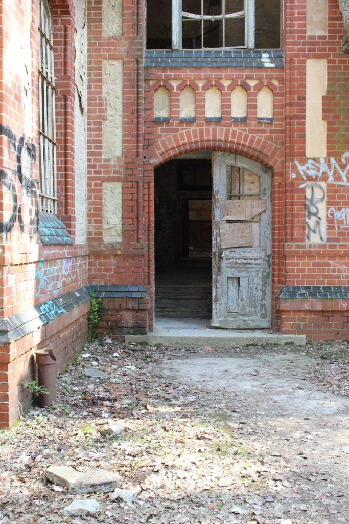 Beelitz Heilstätten - (c) Foto von Susanne Haun