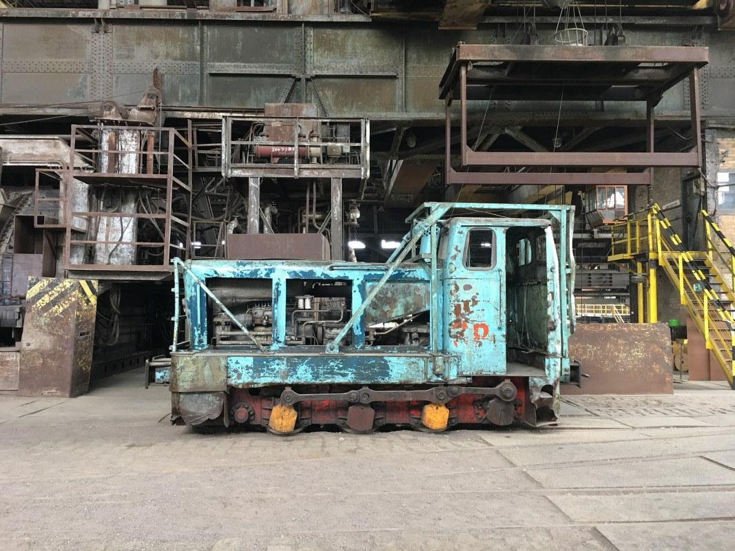 Industriemuseum Brandenburg (c) Foto von Susanne Haun