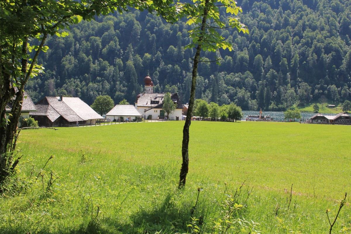 St. Bartholomä am Königssee (c) Foto von Susanne Haun